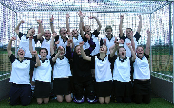 U18 Girls – EHA Cup