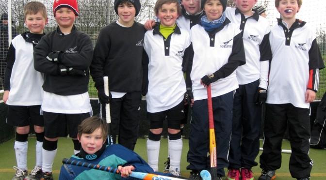 Winners! Norfolk County Championships U10 – Sunday 10th March
