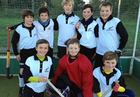 U12 Boys 'A'  – winners of the Pelicans' Minis on Sunday 10 November 2013