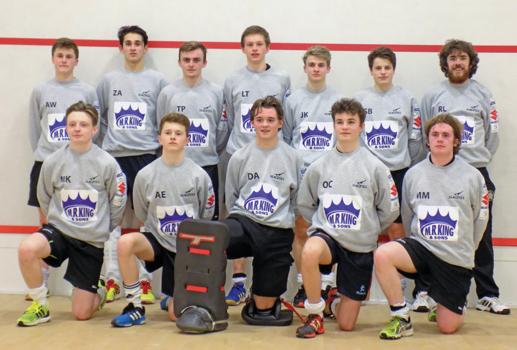 NATIONAL INDOOR CLUB CHAMPIONS